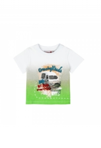 T-Shirt gestrickt flame fuer baby junge325011
