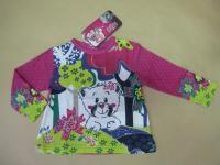Baby Shirt bunt pink