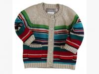 1 Strickjacke..