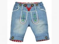 Bondi Trachten-Knickerbocker Jeans