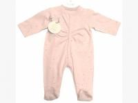 Absorba Babystrampler Bio rosa