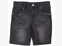 Short Boboli Denim Black
