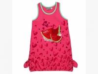 Kleid Boboli Wassermelone