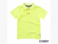 Polo Sturdy lime