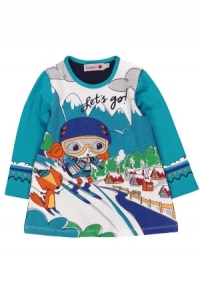 Kleid Boboli skifahren