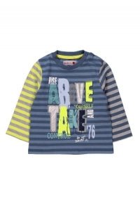 Shirt Boboli gestreift Baby Boy