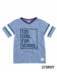 T-shirt k/A Too cool for school Gym