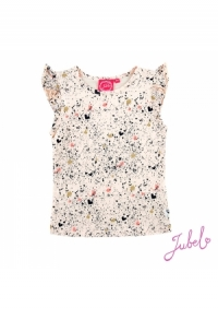 T-shirt o/A AOP Oh la la