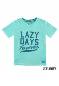 T-shirt k/A lazy days Island