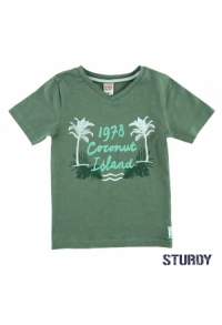 T-shirt k/A Coconut Island