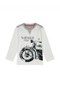T-Shirt glatt gestrickt fuer junge