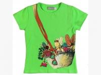Boboli Shirt grün Korb