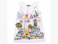 Kleid Boboli Flower-Shop
