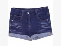 Jeans-Short Boboli BLUE