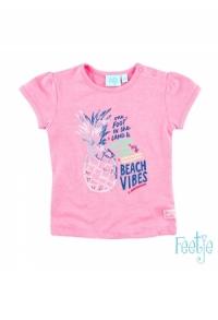 T-shirt k/A beach vibes Mini Exotic